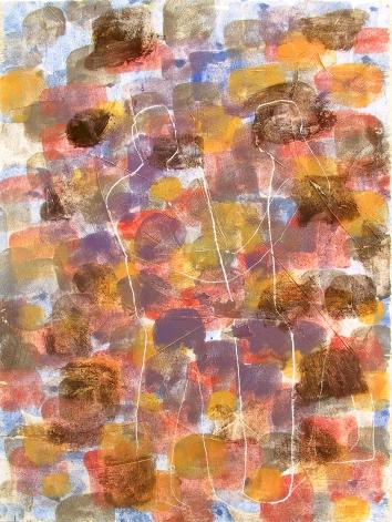 """"""" incontro """" 2006, cm 60x40, private collection"""